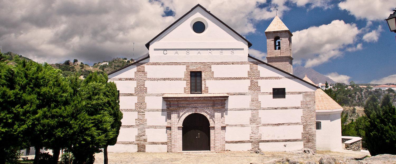 Iglesia de la Encarnación en Casares