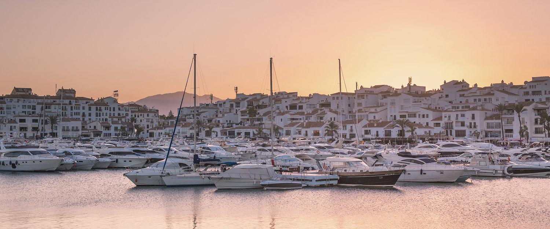 Havnen i Marbella
