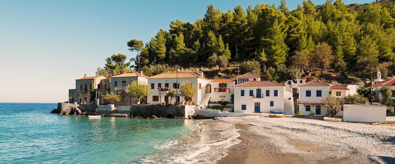Plaża w Peloponezie
