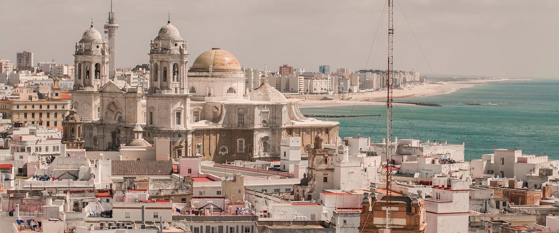 Apartamentos y alquileres vacacionales en Cádiz