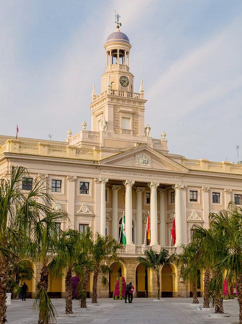 Old Town Hall of Cádiz