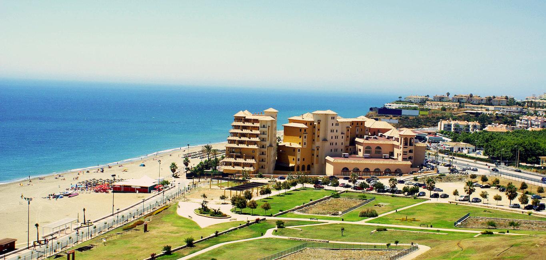 Fuengirola ist ein beliebter Badeort in Andalusien.