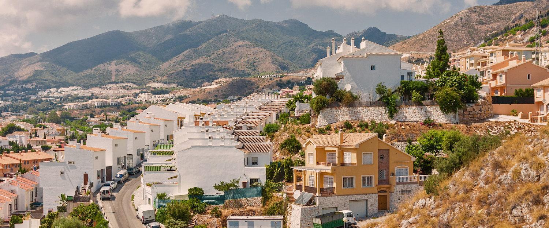 Entdecken Sie von Ihrer Ferienwohnung aus die wunderschöne Landschaft Andalusiens!