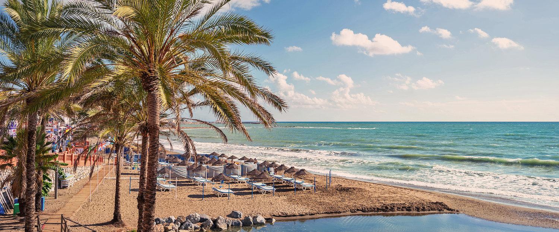 Traumstrände an der Costa del Sol