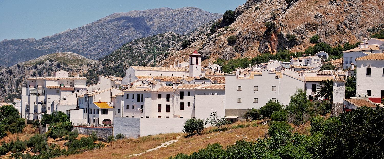 Pueblo blanco Banaocaz