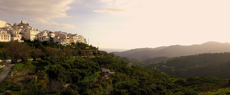 Wunderschöne Landschaften Vélez-Málaga