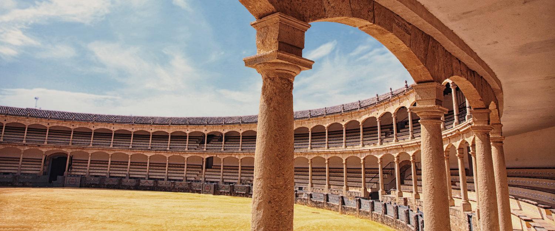 The bullring Plaza de Toros de Ronda is always worth a visit.