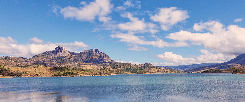 Lago en El Gastor