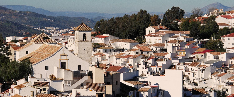 Vistas del pueblo de Colmenar