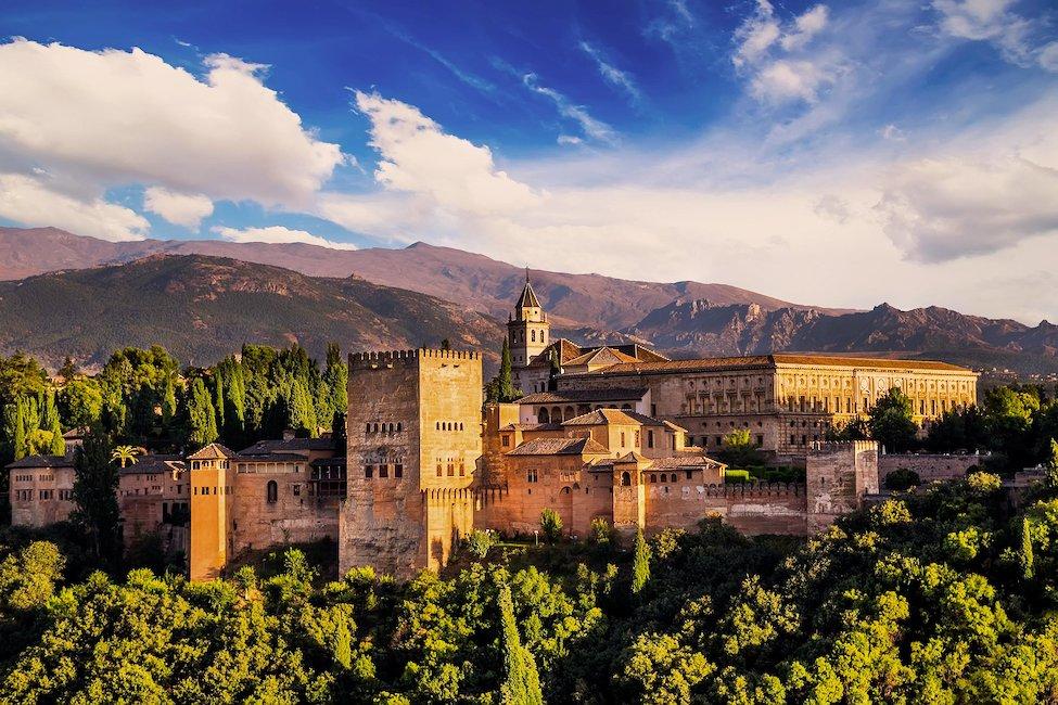 Apartamentos y alquileres vacacionales en Granada