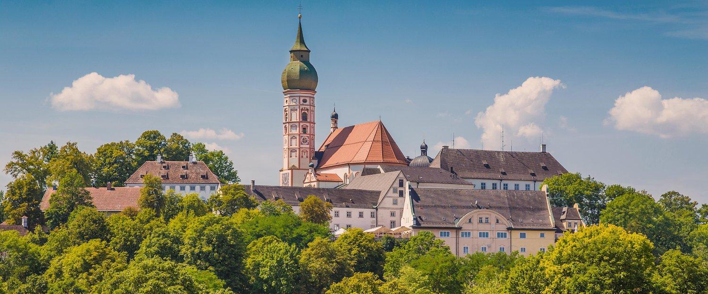 Das Andechser Kloster