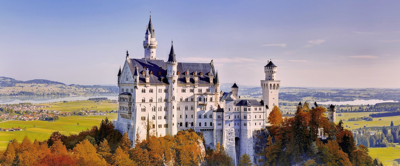 Ferienwohnungen und Ferienhäuser in Füssen