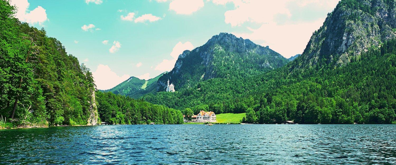 Ferienwohnungen und Ferienhäuser in Schwangau