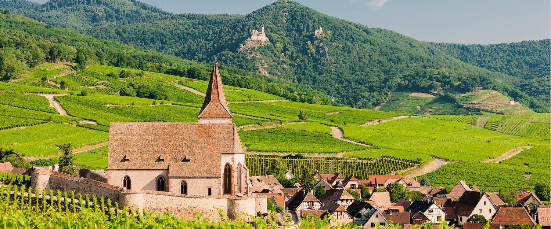 Apartamentos y Alquiler Vacacional en Alsacia