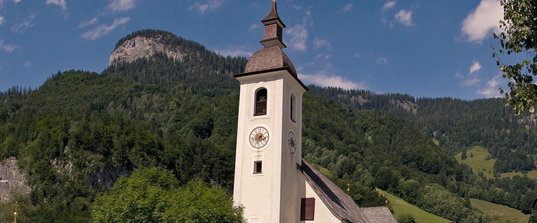 Gemeente Weißbach bij Lofer