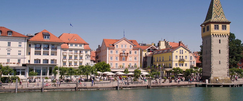 Ferienwohnungen und Ferienhäuser in Lindau