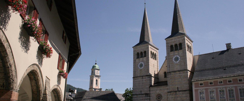 De oude binnenstad van Berchtesgaden: tijdloze charme