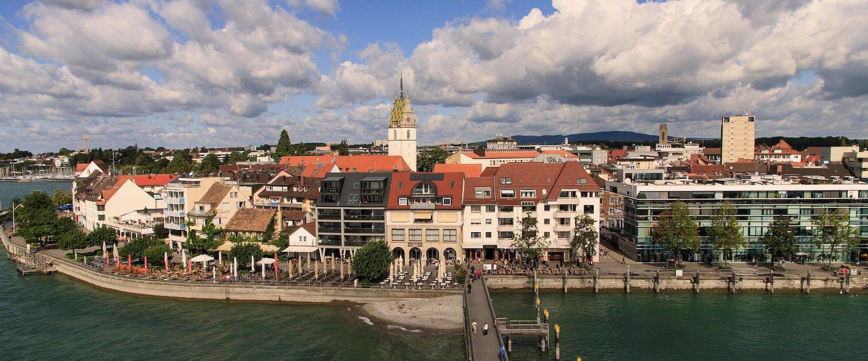 Ferienwohnungen und Ferienhäuser in Friedrichshafen