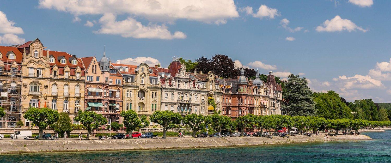 Ferienwohnungen und Ferienhäuser in Konstanz