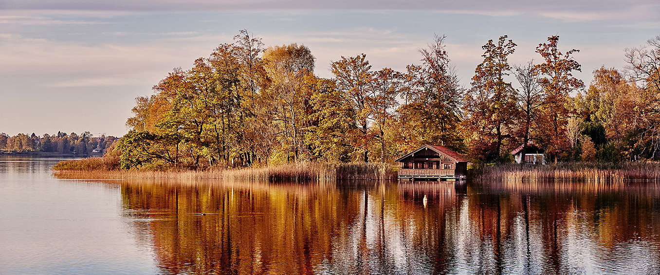 Herbst am Staffelsee
