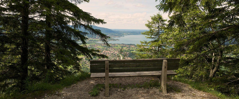 Rustige idylle aan het Tegernmeer
