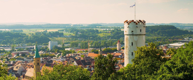 Ferienwohnungen und Ferienhäuser in Ravensburg