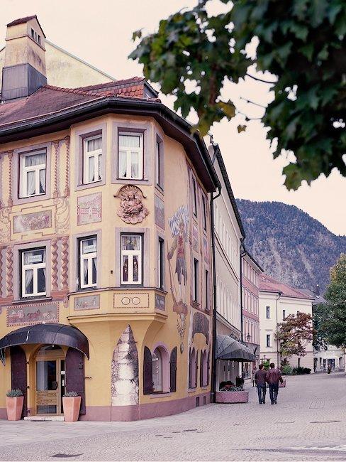 Innenstadt von Bad Reichenhall