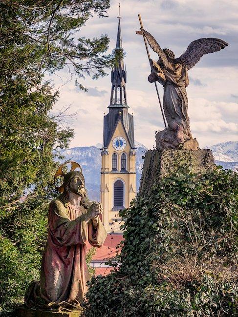 Kirche Bad Tölz