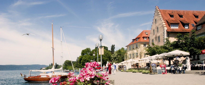 Ferienwohnungen und Ferienhäuser in Überlingen