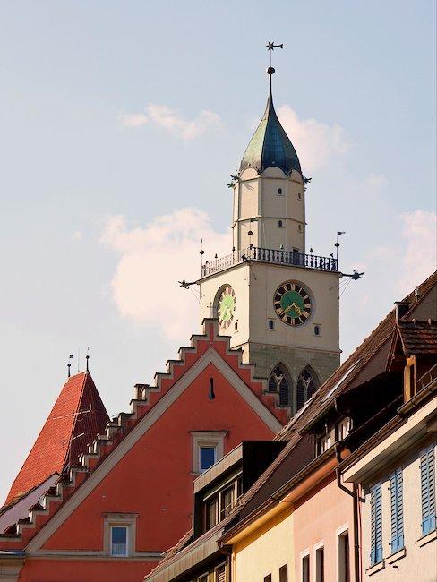 Das Münster St. Nikolaus
