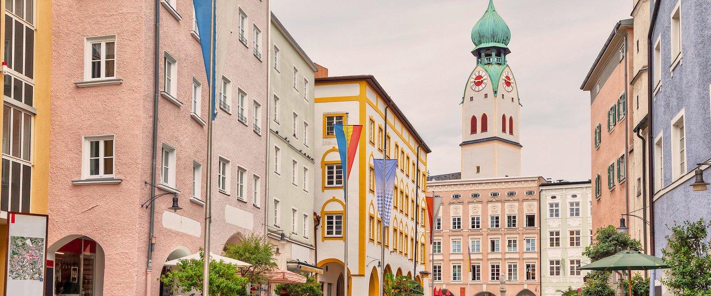 Ferienwohnungen und Ferienhäuser in Rosenheim