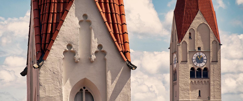 Kirchturm von Kaufbeuren
