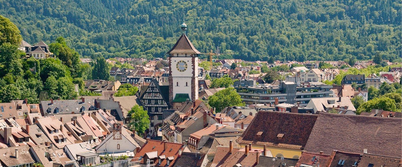 Ferienwohnungen und Ferienhäuser in Freiburg