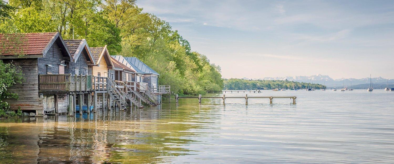 Ferienwohnungen und Ferienhäuser am Ammersee