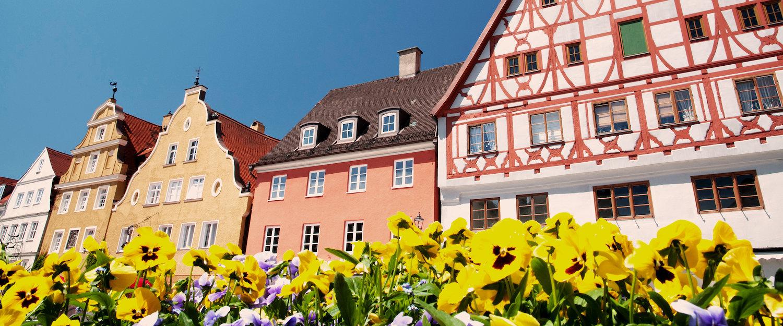 Ferienwohnungen und Ferienhäuser in Memmingen
