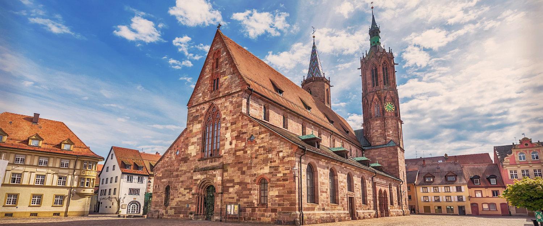 Franziskanerkloster in Villingen
