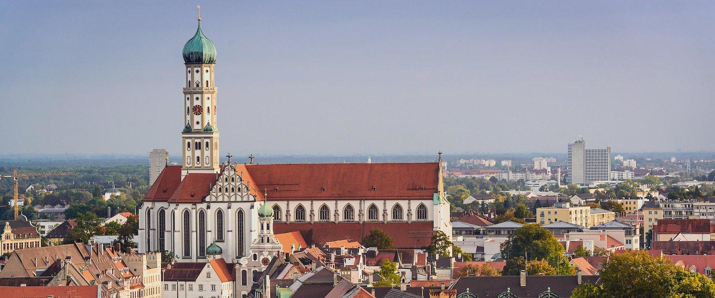 Domy i apartamenty wakacyjne w Augsburg