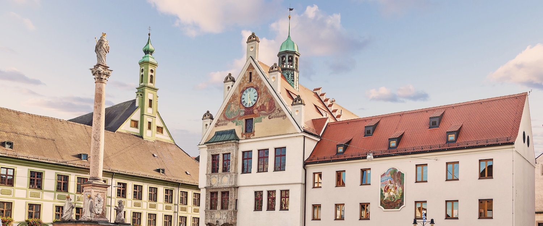 Ferienwohnungen und Ferienhäuser in Freising