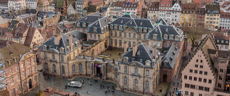 Apartamentos y casas rurales en Estrasburgo