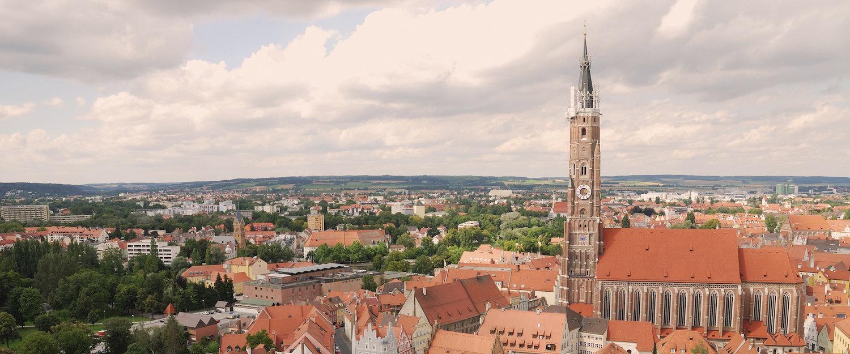 Ferienwohnungen und Ferienhäuser in Landshut