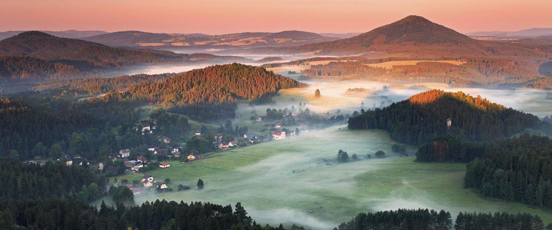 Domy i apartamenty wakacyjne w Czechach
