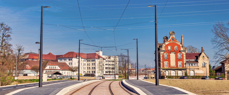 Stadtzentrum von Kehl