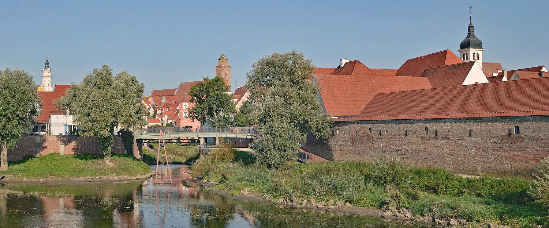 Donauwörth an der romantischen Straße