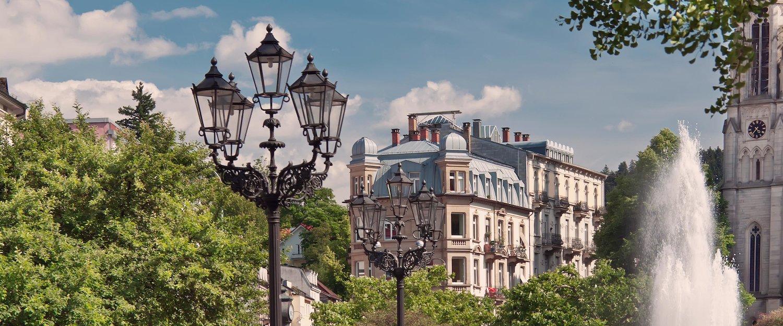 Ferienwohnungen und Ferienhäuser in Baden-Baden
