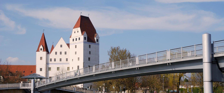 Ferienwohnungen und Ferienhäuser in Ingolstadt