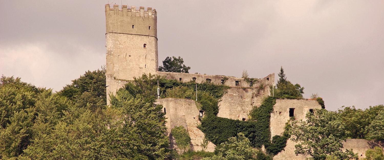 Burg im Altmühltal