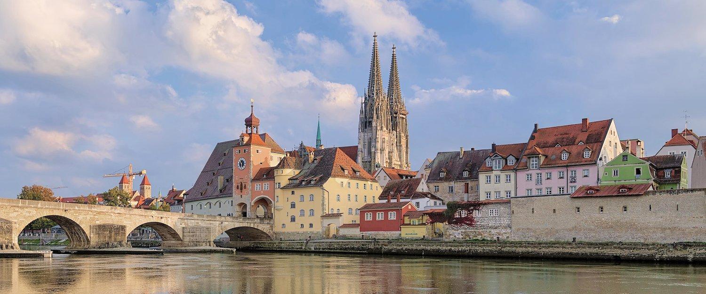 Ferienwohnungen und Ferienhäuser in Regensburg