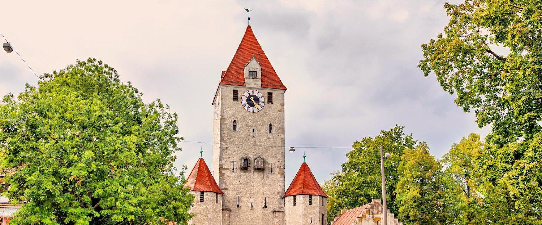 Tor in Regensburg