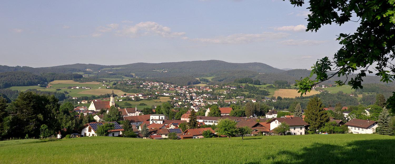 Ferienwohnungen und Ferienhäuser in Viechtach