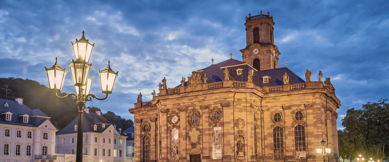 Maria-Magdalenen Kirche Saarbrücken